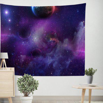 Space Travel Tapestry Wall Hanging  Decoration Sofa Bed Blanket Bedspread Tablecloth
