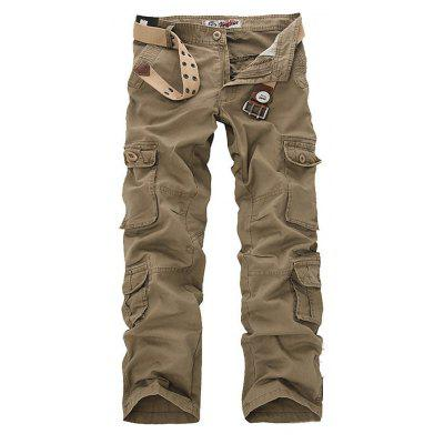 Casual Multi-pocket Pants for Men