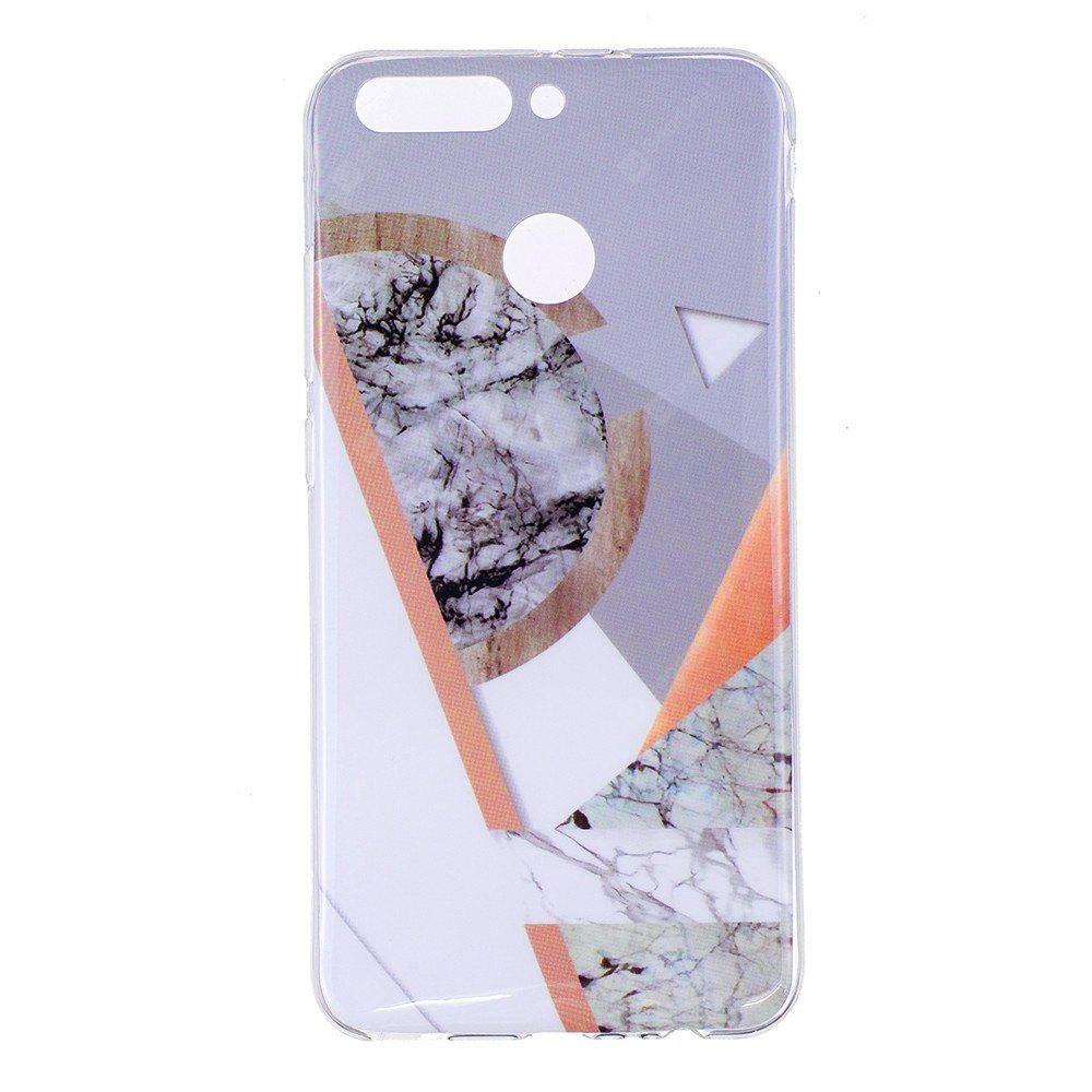 Marbling Phone Case for Huawei Honor V9 / 8 Pro Trend Fashion Soft Silicone TPU Protection Cover