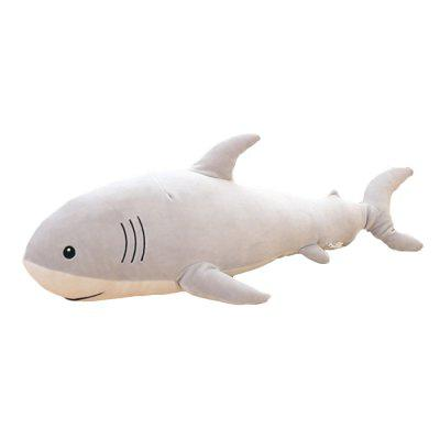 Very Soft Down Cotton Shark Doll Software Marine Animal Plush Toys