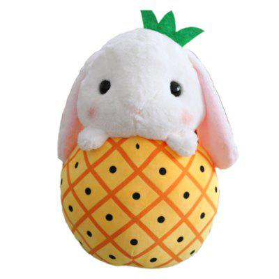 Cute Rabbit Fruit Plush Doll