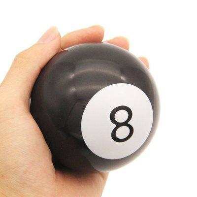 Mini Games Magic 8 BallNovelty Toys<br>Mini Games Magic 8 Ball<br><br>Features: Creative Toy<br>Materials: ABS<br>Package Contents: 1 x Ball<br>Package size: 10.00 x 10.00 x 10.00 cm / 3.94 x 3.94 x 3.94 inches<br>Package weight: 0.2000 kg<br>Product size: 8.00 x 8.00 x 8.00 cm / 3.15 x 3.15 x 3.15 inches<br>Series: Entertainment<br>Theme: Other,Holiday