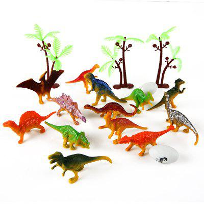 Child Mini Dinosaur Suit Model Toy