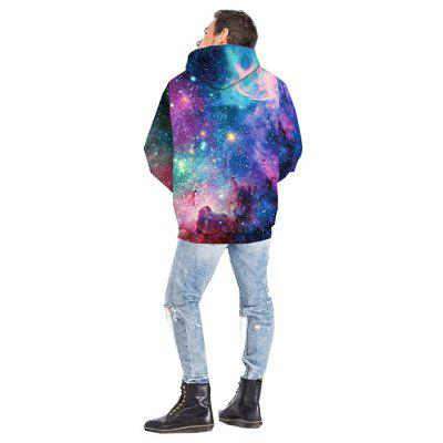 New Galaxy 3D Print Hoodies Fashion Pocket Palace Hoodie for MenMens Hoodies &amp; Sweatshirts<br>New Galaxy 3D Print Hoodies Fashion Pocket Palace Hoodie for Men<br><br>Fabric Type: Terry<br>Material: Polyester<br>Package Contents: 1xHoodie<br>Shirt Length: Regular<br>Sleeve Length: Full<br>Style: Casual<br>Weight: 0.3500kg