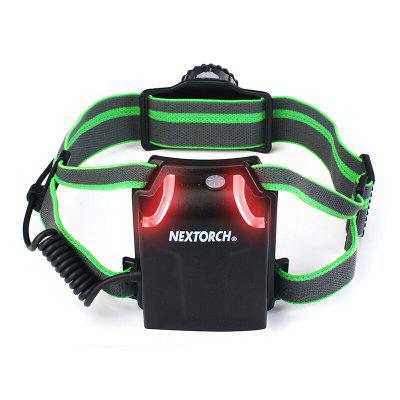 NEXTORCH MyStar 360 Degrees Rotate Focus USB Rechargeable HeadlampHeadlights<br>NEXTORCH MyStar 360 Degrees Rotate Focus USB Rechargeable Headlamp<br><br>Battery Included or Not: Yes<br>Battery Quantity: 1 x 3000mAh polymer lithium ion battery<br>Battery Type: Li-ion<br>Body Material: ABS + Stainless Steel<br>Emitters: Cree XP-L V5<br>Feature: Waterproof, Rechargeable, Headlamp<br>Flashlight size: Full Size<br>Flashlight Type: Handheld<br>Function: Automotive, Vehicle Light, Spy, Search, Rescue, Military and Tactical, Seeking Survival, Household Use, Exploring, Night Riding, Outdoor, Work, Fishing, Camping, Hiking, Backpacking, Bike, Hunting, Walking<br>Lumens Range: 500-1000Lumens<br>Luminous Flux: 550Lm<br>Package Contents: 1 x Head lamp,1 x 3000mAh Polymer Lithium Ion Battery<br>Package size (L x W x H): 16.50 x 9.00 x 4.50 cm / 6.5 x 3.54 x 1.77 inches<br>Package weight: 0.2000 kg<br>Power Source: USB,Battery,USB,Battery<br>Product size (L x W x H): 3.70 x 3.10 x 3.70 cm / 1.46 x 1.22 x 1.46 inches<br>Product weight: 0.1690 kg<br>Rechargeable: Yes<br>Switch Location: Head,Tail Cap<br>Waterproof Standard: IPX-4 Standard Water-resistant