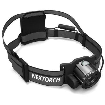 NEXTORCH MyStar 360 Degrees Rotate Focus USB Rechargeable Headlamp