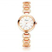 Lvpai P125 Women Big Face Analog Bracelet Watch coupons
