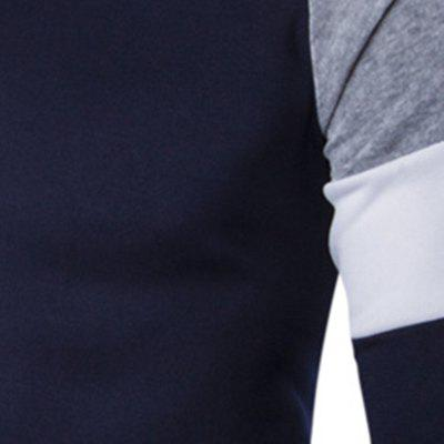 A Casual Fashion All-Match SweatshirtsMens Hoodies &amp; Sweatshirts<br>A Casual Fashion All-Match Sweatshirts<br><br>Material: Cotton, Polyester<br>Package Contents: 1 xSweatshirts<br>Shirt Length: Short<br>Sleeve Length: Full<br>Style: Casual<br>Weight: 0.4000kg