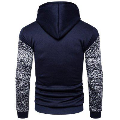 Leopard Fashion Leisure All-Match HoodieMens Hoodies &amp; Sweatshirts<br>Leopard Fashion Leisure All-Match Hoodie<br><br>Material: Cotton, Polyester<br>Package Contents: 1 xHoodie<br>Shirt Length: Short<br>Sleeve Length: Full<br>Style: Casual<br>Weight: 0.5000kg