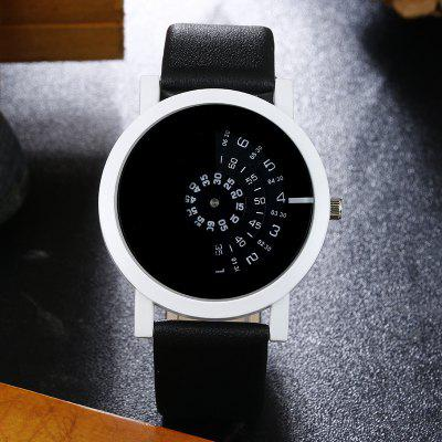 V5 Creative Design Dial Casual Fashion Quartz Wrist WatchMens Watches<br>V5 Creative Design Dial Casual Fashion Quartz Wrist Watch<br><br>Band material: Leather<br>Band size: 26 x 2cm<br>Case material: Alloy<br>Clasp type: Pin buckle<br>Dial size: 4 x 4 x 1cm<br>Display type: Analog<br>Movement type: Quartz watch<br>Package Contents: 1 x Watch<br>Package size (L x W x H): 26.00 x 5.50 x 1.50 cm / 10.24 x 2.17 x 0.59 inches<br>Package weight: 0.0500 kg<br>Product size (L x W x H): 24.00 x 4.00 x 1.00 cm / 9.45 x 1.57 x 0.39 inches<br>Product weight: 0.0400 kg<br>Shape of the dial: Round<br>Watch style: Cool, Fashion, Casual<br>Watches categories: Women,Men