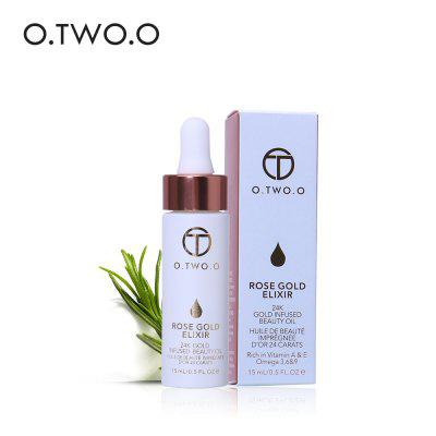 O.TWO.O 24k Rose Gold Elixir Skin Make Up Oil for Face Before Primer Foundation MoisturizingSkin Care<br>O.TWO.O 24k Rose Gold Elixir Skin Make Up Oil for Face Before Primer Foundation Moisturizing<br><br>Item Type: Compound Essential Oil<br>Net weight(g/ml): 15ml<br>Package Content: 1 x Rose Gold Oil<br>Package size (L x W x H): 3.00 x 3.00 x 10.40 cm / 1.18 x 1.18 x 4.09 inches<br>Package weight: 0.0660 kg