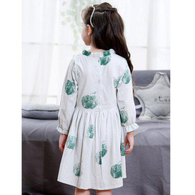 New Fashion Childrens Dress for GirlGirls dresses<br>New Fashion Childrens Dress for Girl<br><br>Dresses Length: Knee-Length<br>Material: Cotton<br>Package Contents: 1 x Dress<br>Pattern Type: Others<br>Silhouette: A-Line<br>Style: British<br>Weight: 0.1300kg<br>With Belt: No