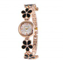 Chaoyada 8023 Women Round Dial Watch coupons
