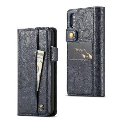 CaseMe for iPhone X Case Luxury Leather Manufacturer Wallet Flip Mobile Phone CoveriPhone Cables &amp; Adapters<br>CaseMe for iPhone X Case Luxury Leather Manufacturer Wallet Flip Mobile Phone Cover<br><br>Brand: CaseMe<br>Color: Black,Red,Blue,Brown<br>Compatible for Apple: iPhone X<br>Features: Back Cover, With Credit Card Holder, Shatter-Resistant Case, Wallet Case<br>Material: Metal, PU Leather, PC<br>Package Contents: 1 x Phone Case<br>Package size (L x W x H): 14.60 x 7.90 x 2.10 cm / 5.75 x 3.11 x 0.83 inches<br>Package weight: 0.0950 kg<br>Product size (L x W x H): 14.50 x 7.80 x 2.00 cm / 5.71 x 3.07 x 0.79 inches<br>Product weight: 0.0850 kg<br>Style: Leather, Vintage/Nostalgic Euramerican Style, Vintage