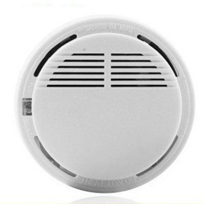 The New Independent Type Smoke Fire Alarm