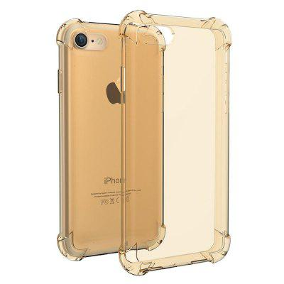 Crystal Clear Shockproof Ultra Thin Tpu Case Cover for iPhone X