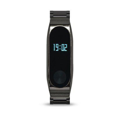Xiaomi Mi Band 2 Magnet Stainless Steel Luxury Wrist Strap Metal WristbandSmart Watch Accessories<br>Xiaomi Mi Band 2 Magnet Stainless Steel Luxury Wrist Strap Metal Wristband<br><br>Color: Black<br>Compatible with: Xiaomi Mi Band 2<br>Material: Stainless Steel<br>Package Contents: 1 x Wristband<br>Package size: 15.50 x 21.00 x 15.50 cm / 6.1 x 8.27 x 6.1 inches<br>Package weight: 0.0490 kg