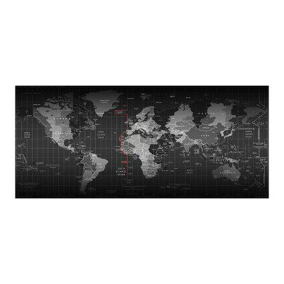 Game Super Large Mouse Pad World Map