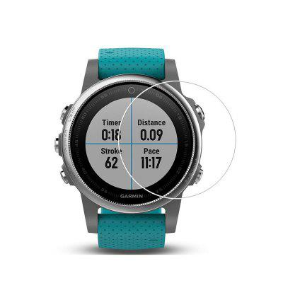 Tempered Glass Screen Protector Protective Film for Garmin Fenix 5S