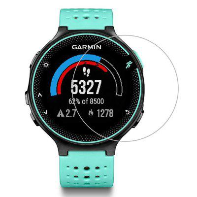 Tempered Glass Screen Protector Protective Film for Garmin Forerunner 220 230 235 225 620 630