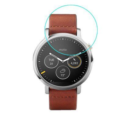 Tempered Glass Screen Protector Protective Film for MOTO 360 2ND 42MM