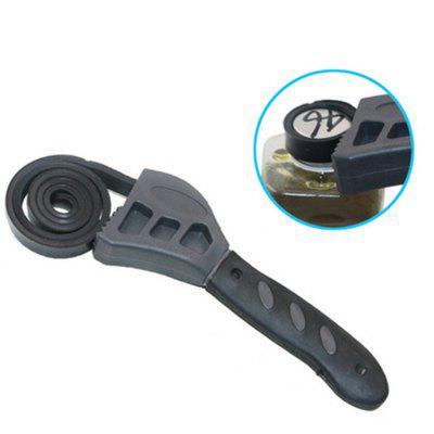 AETOOL 2PCS Multi-Function Belt Wrench Plastic Adjustable Bottle Opener Auto Repair Filter Universal Wrench 500MM
