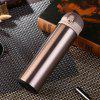 Starry Sky Pattern Double Stainless Steel Vacuum Cup 500ML - GOLDEN