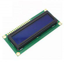 Blue 5V 1602 16x2 Character LCD Display Module HD44780 Controller with Backlight for Arduino