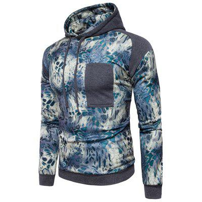 Leisure All-Match Stamp HoodieMens Hoodies &amp; Sweatshirts<br>Leisure All-Match Stamp Hoodie<br><br>Material: Cotton, Polyester<br>Package Contents: 1 xHoodie<br>Shirt Length: Short<br>Sleeve Length: Full<br>Style: Casual<br>Weight: 0.5000kg