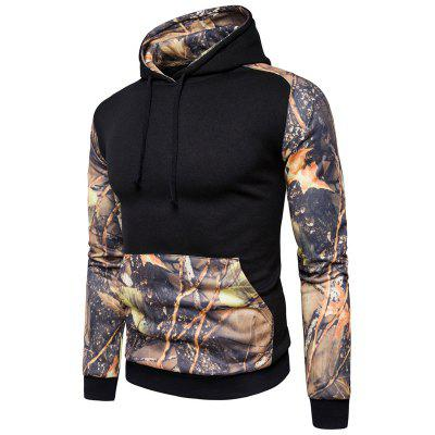 Leisure All-Match Stamp Mosaic HoodieMens Hoodies &amp; Sweatshirts<br>Leisure All-Match Stamp Mosaic Hoodie<br><br>Material: Cotton, Polyester<br>Package Contents: 1 xHoodie<br>Shirt Length: Short<br>Sleeve Length: Full<br>Style: Casual<br>Weight: 0.5000kg