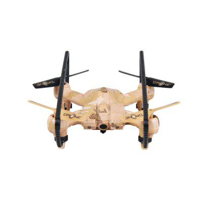 Attop A16 RC Drone RTF with Headless Mode / 360 Degree Flip / 6-axis Gyroscope