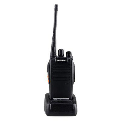 BAOFENG BF-777S 400~470MHz 2 Way Radio Walkie Talkie 5W 16CH UHF Interphone Transceiver Handheld Intercom