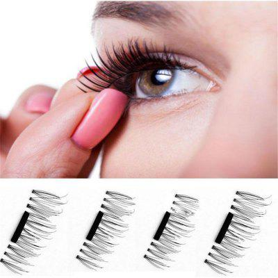 Magnetic Eyelashes Extension Eye Beauty Makeup Accessories Soft Hair