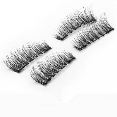 Eyelashes 6D Magnetic Made Strip Lashes Cilios Posticos