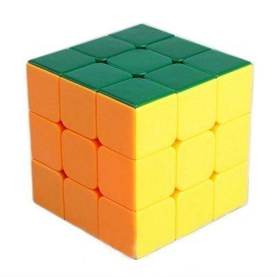 Rubik Cube for BeginnerMagic Tricks<br>Rubik Cube for Beginner<br><br>Age: Above 3 year-old<br>Material: Plastic<br>Package Contents: 1 x Rubik Cube<br>Package size (L x W x H): 6.00 x 6.00 x 6.00 cm / 2.36 x 2.36 x 2.36 inches<br>Package weight: 0.2000 kg<br>Type: Magic Cubes