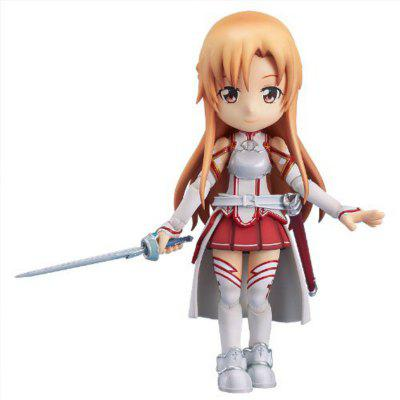 10CM Height Q-style Cartoon Action Figure Collectible Toy