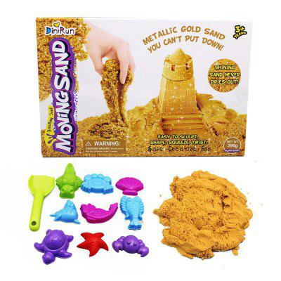 Super Soft Motion Sand with Molds