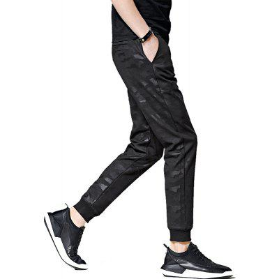 Slim Fit Camo Jogger PantsMens Pants<br>Slim Fit Camo Jogger Pants<br><br>Fit Type: Regular<br>Front Style: Pleated<br>Material: Acetate<br>Package Contents: 1 x Pants<br>Pant Length: Long Pants<br>Pant Style: Pencil Pants<br>Style: Casual<br>Waist Type: Mid<br>Weight: 0.2800kg