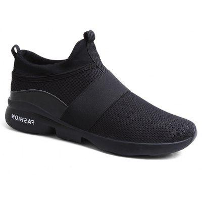 Maille respirante Casual Sports Running Hommes Chaussures