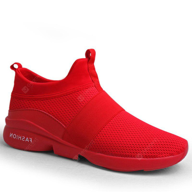 Breathable Mesh Casual Sports Running Men Shoes