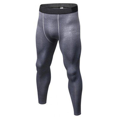 Men Tight Training  Sports Fitness Running Trousers