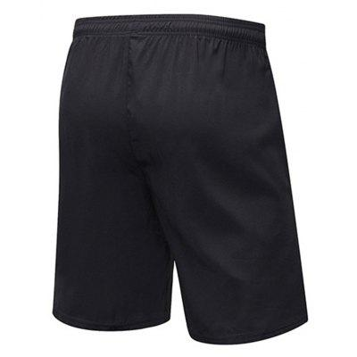 Mens Sports  Outdoor Fitness Training Pants Casual Quick-Dry ShortsSport Clothing<br>Mens Sports  Outdoor Fitness Training Pants Casual Quick-Dry Shorts<br><br>Material: Polyester, Spandex<br>Package Contents: 1 x Shorts<br>Pattern Type: Solid<br>Weight: 0.1500kg