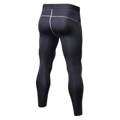 Training Sports Fitness Running Sweat TrousersSport Clothing<br>Training Sports Fitness Running Sweat Trousers<br><br>Material: Polyester, Spandex<br>Package Contents: 1 x Pants<br>Pattern Type: Solid<br>Weight: 0.1700kg