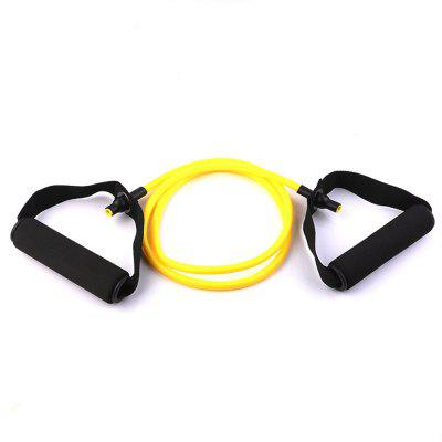 A Word Tensile Rope Bungee Cord Strength Training Suit Multi-Function Equipment Elastic Tube Resistance Bands