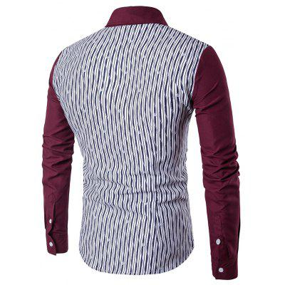 Men Spring and Summer New Cotton Flower Cotton Long-Sleeved Shirt Men ShirtMens Shirts<br>Men Spring and Summer New Cotton Flower Cotton Long-Sleeved Shirt Men Shirt<br><br>Collar: Turn-down Collar<br>Material: Cotton, Spandex<br>Package Contents: 1?Shirt<br>Shirts Type: Casual Shirts<br>Sleeve Length: Full<br>Weight: 0.4200kg