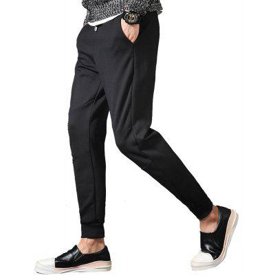 Spring and Summer Pants Fashion Sports TrousersMens Pants<br>Spring and Summer Pants Fashion Sports Trousers<br><br>Closure Type: Elastic Waist<br>Fit Type: Regular<br>Front Style: Flat<br>Material: Polyester<br>Package Contents: 1XTrousers<br>Pant Length: Long Pants<br>Pant Style: Pencil Pants<br>Style: Fashion<br>Waist Type: Mid<br>Weight: 0.3000kg<br>With Belt: No