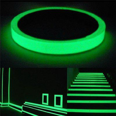 Luminous Tape Self-adhesive Wall Sticker Safety Warning Security Decoration