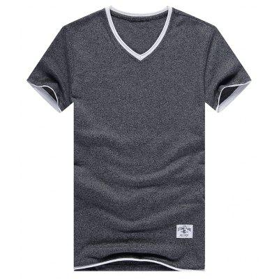 The Fashion Leisure All-Match Youth T-Shirt