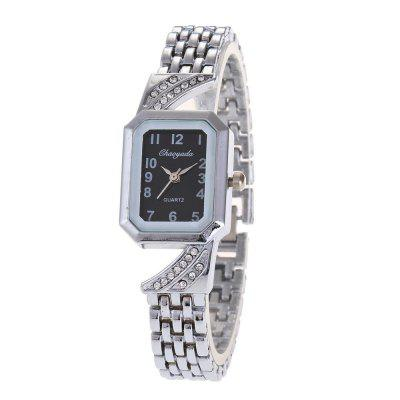 Chaoyada 8035 Women Fashion Simple Style Watch