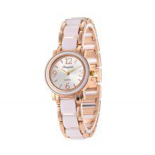 Chaoyada 8037 Round Dial Women Watch coupons